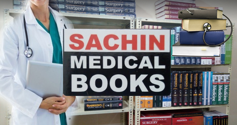 Sachin Medical Books