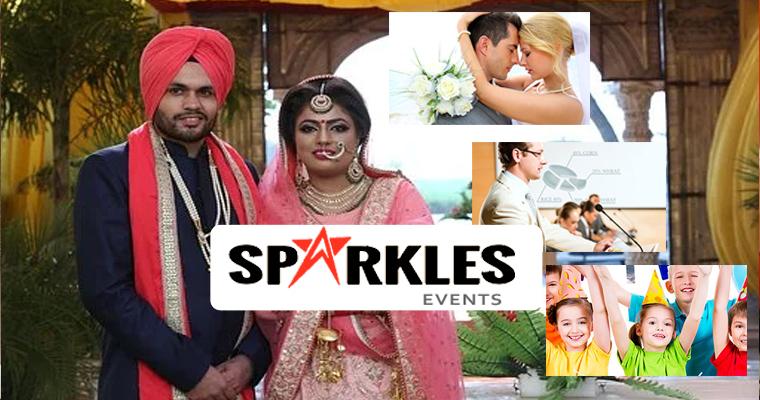 Sparkles Events